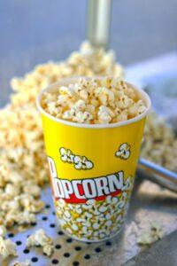 Popcorn selber machen und geniessen
